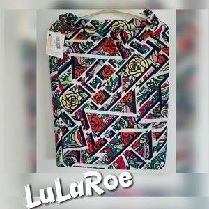 LULAROE Cassie Geometric Stretchy Pencil Skirt